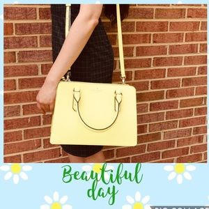 NWT Kate Spade Mulberry Satchel Crossbody Bag